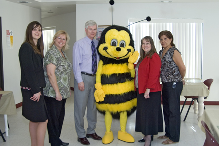 Rod with the Roswell Refuge BuzzBee